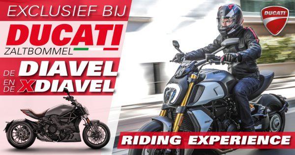 Diavel & XDiavel Riding Experience 2019