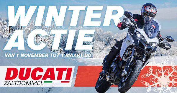 Winteractie Ducati Zaltbommel