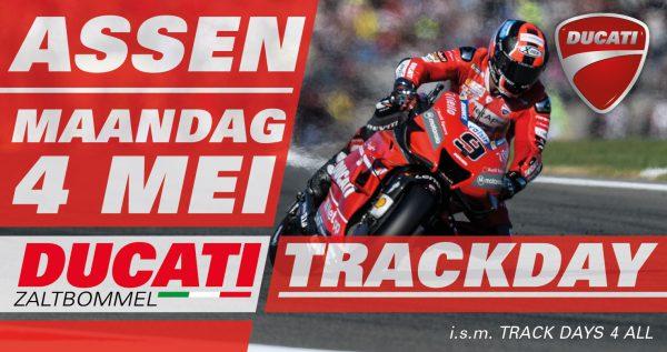 Ducati Trackday Assen