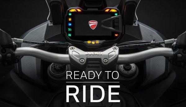 Ready to Ride actie