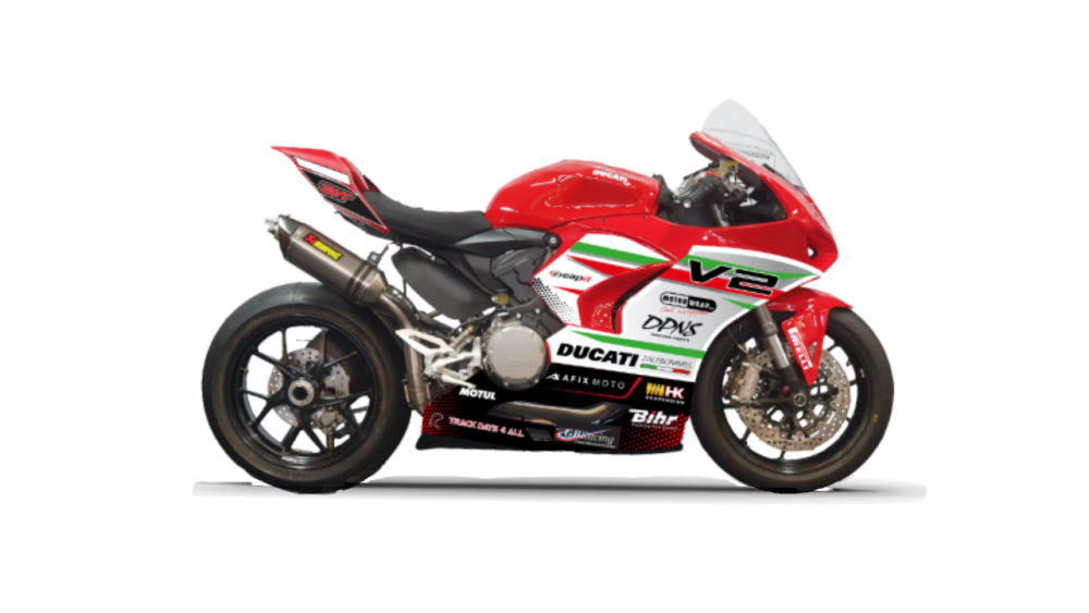 Ducati Panigale V2  Ready2Race